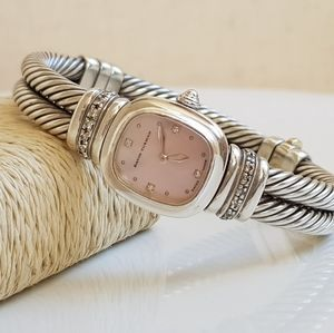 David Yurman Chelsea Diamond Watch